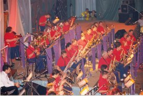 Photo du concert spectacle de 1993